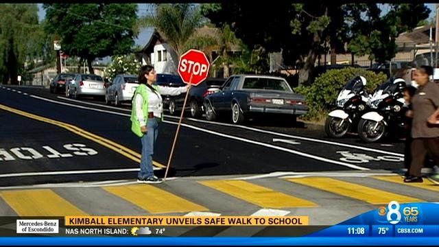Student safety receives financial boost in national city for National motors san diego