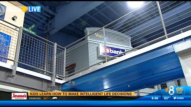 Kids learn to make intelligent life decisions in quot biztown quot cbs news
