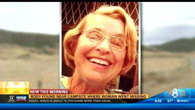 Body of missing woman found in Julian - CBS News 8 - San ...