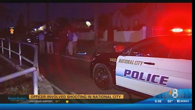 Officer involved shooting in national city cbs news 8 for Epic motors san diego