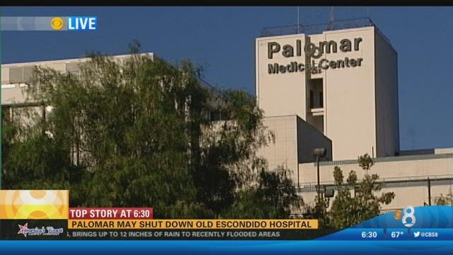 Palomar hospital could shut down in escondido 100 7 kfm for 100 beauty salon escondido