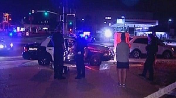 Cns News Car Crash