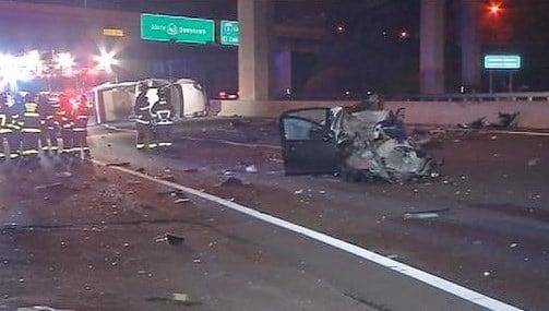 Car Crash San Diego Medical Students
