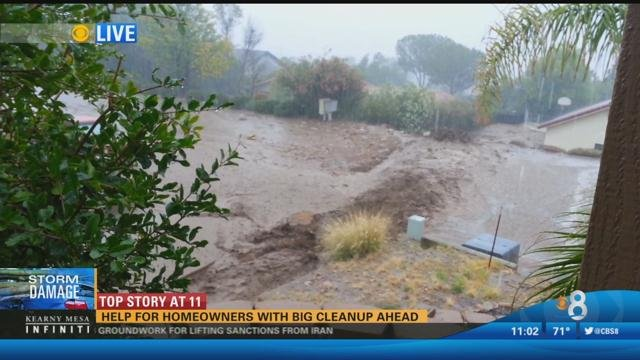 san diego could declare disaster status after weekend