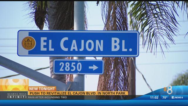 Am 760 Kfmb Talk Radio Station San Diego Ca Push To Revitalize El Cajon Blvd In North Park
