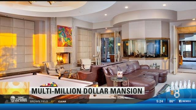 Multi million dollar home in escondido on the auction for 100 beauty salon escondido