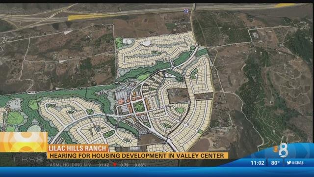 Honda San Diego >> Residents speak out against housing development in Valley ...