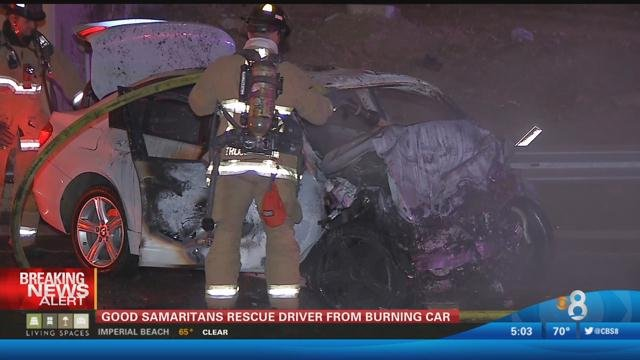 Car Accident Near Camp Pendleton