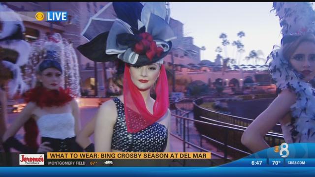 what to wear  bing crosby season at del mar