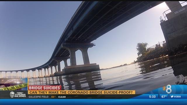 National Business Group On Health >> Local group wants to make Coronado Bridge suicide proof - CBS News 8 - San Diego, CA News ...