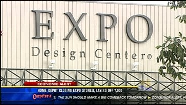 Home Depot Closing Expo Stores, Laying Off 7,000 Employees - CBS ...