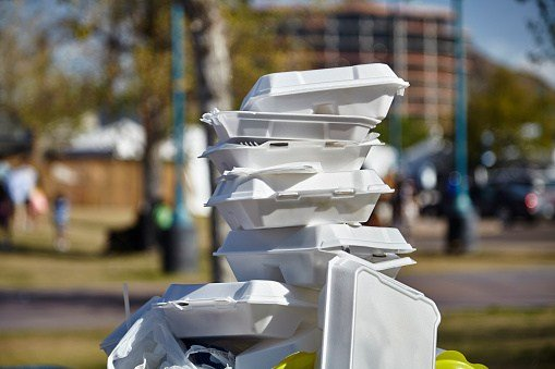 San Diego's polystyrene, single-use plastic ban starts Saturday