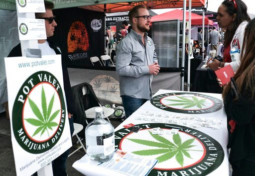 California rolling forward with pot delivery regulations