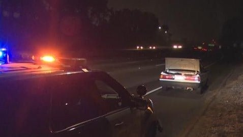 Good Samaritan dies after being shot on the freeway trying to help motorist