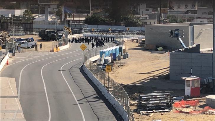 Photos taken near Camino De La Plaza bridge in San Ysidro