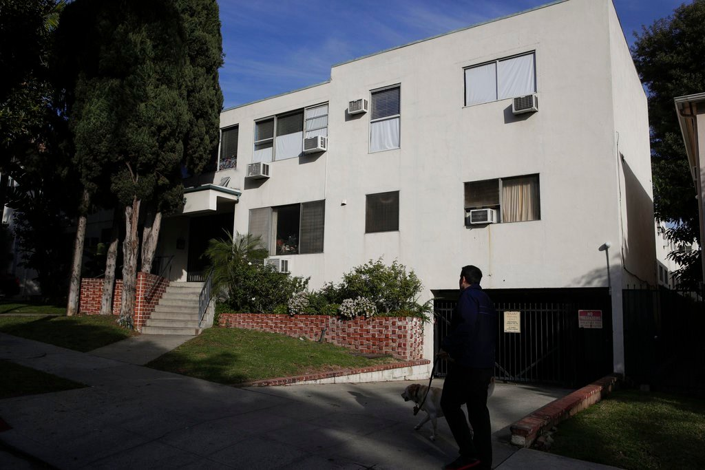 Los Angeles County sheriff's have opened an investigation into a 2nd death in less than 2 years at the residence of Democratic Party donor Ed Buck. (AP Photo/Jae C. Hong)
