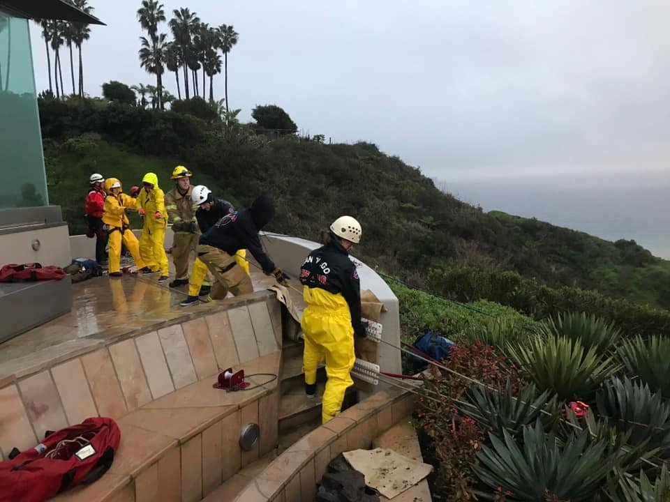 Photo courtesy of San Diego Fire-Rescue
