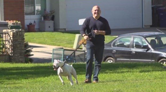 Zevely Zone: Former first responder saved by his dog