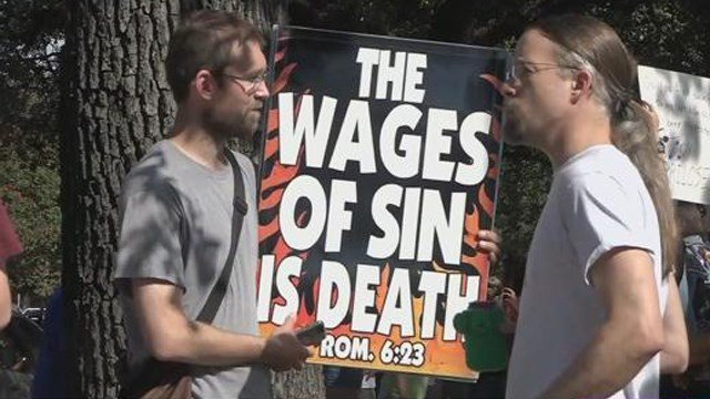 Westboro Baptist planning protests in East County San Diego