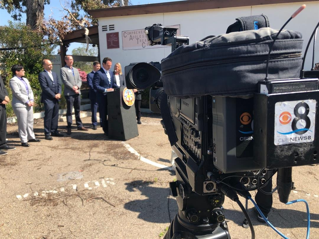 cbs8.com - Richard Allyn - Hillcrest: County Supervisor proposes behavioral health center, abandoning condo plans