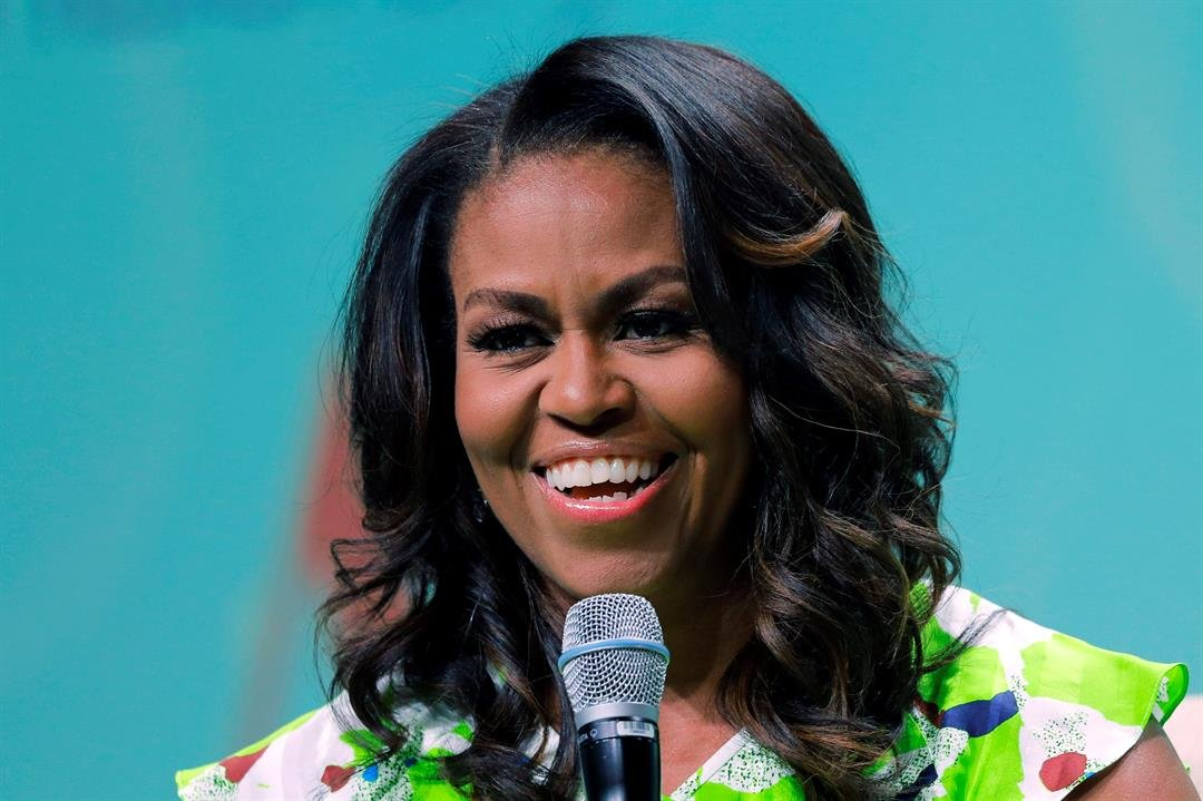 San Diego Honda >> Michelle Obama speaks at wellness conference in San Diego ...