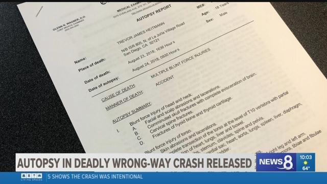 Pizarro family reacts to wrong way crash report