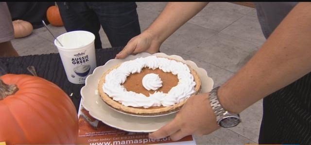 Mama 39 s pies thanksgiving bake sale is raising money for for Mama s kitchen san diego