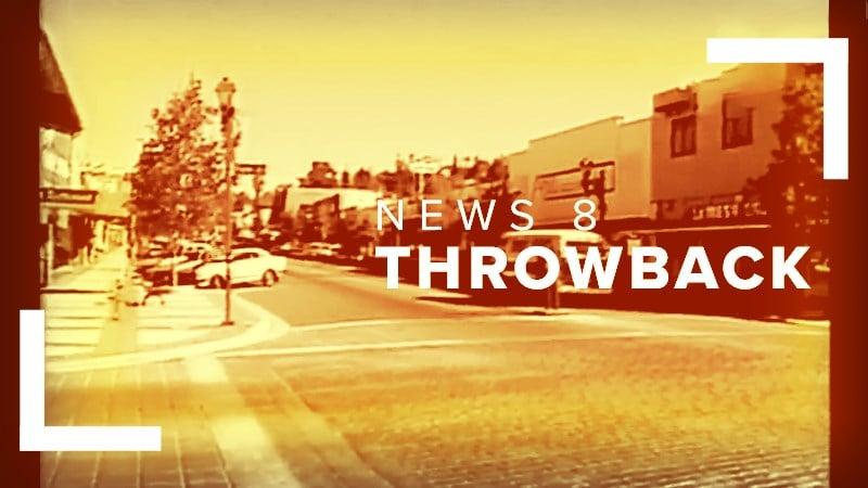News 8 Throwback Showcasing The San Diego Neighborhoods