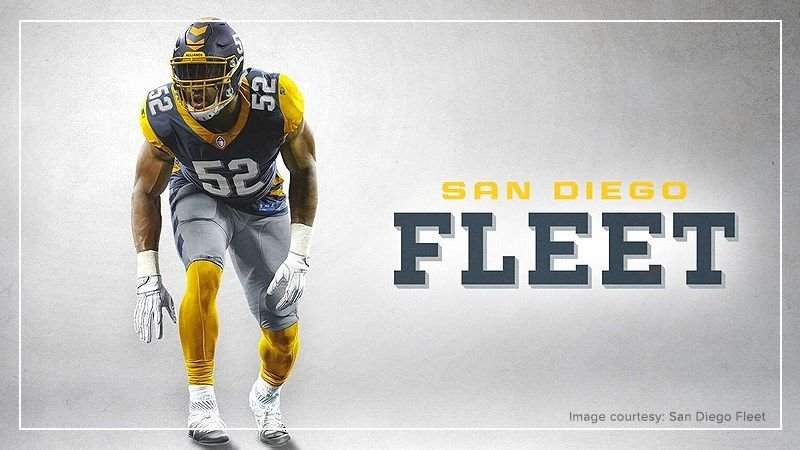 Fleet Protects Former Usd Standout With First Pick In Aaf Quarte